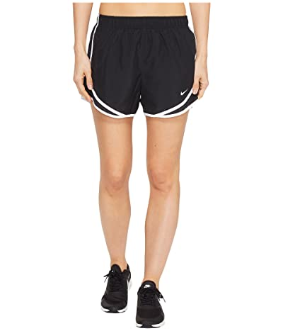 Nike Dry Tempo Short (Black/Black/White/Wolf Grey) Women