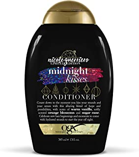 OGX Nicole Guerriero Limited Edition Midnight Kisses Conditioner, 13 Ounce