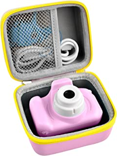 Case for OMZER/OMWay/Veroyi/RegeMoudal/Hachi's Choice/JLtech Kids Camera Gifts for 4-8 Year Old Girls. Shockproof Storage ...