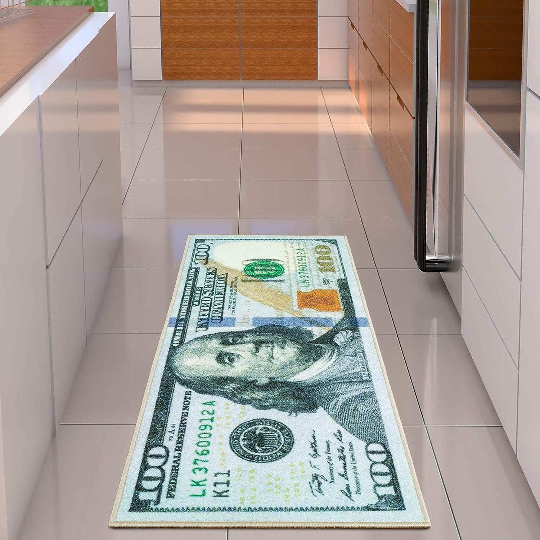 Ottomanson Hundred Dollar Bill Runner x 22
