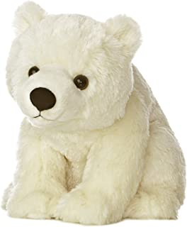 Aurora World Destination Nation Polar Bear Plush, 10