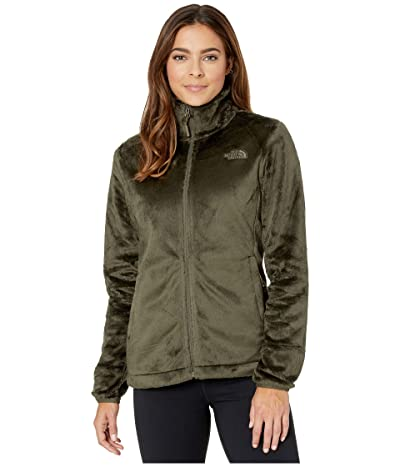 The North Face Osito Jacket (New Taupe Green) Women