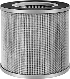 Homemaxs EPI236 Air Purifier Replacement Filter True HEPA & Activated Carbon Filters Set- Upgraded
