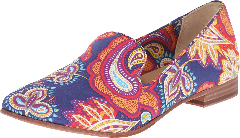 Sebago Woherren Hutton Smoking Ballet Ballet Flat, Persia Liberty Art Fabric, 5 M US  Qualität zuerst Verbraucher zuerst