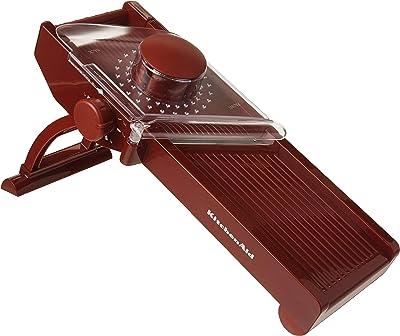 Kitchen Aid KC310BXERACAN Mandoline Slicer, Red