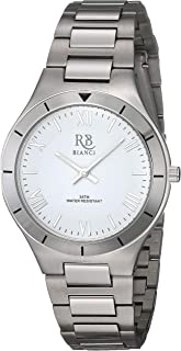 Roberto Bianci Watches Women'S 'Eterno' Quartz Stainless Steel Casual Watch, Color:Silver-Toned (Model: Rb0411)