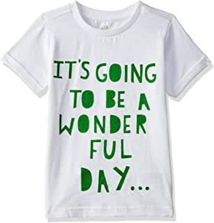 Mothercare Baby Boys' Plain Regular Fit T-Shirt