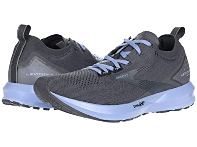 Brooks Levitate 3 (Grey/Kentucky Blue) Women