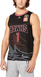 First Ever Men's Illawarra Hawks Home Authentic Jersey - LaMelo Ball