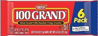 100 Grand Fun Size, 4.5 oz, 6 ct