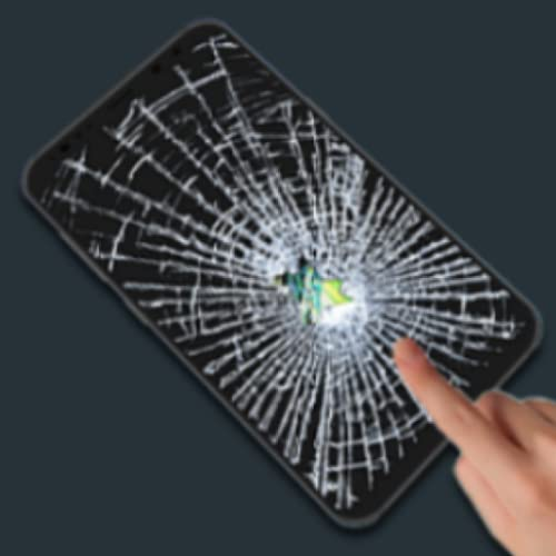 Broken Screen Prank Wallpaper Picture Prank Phone