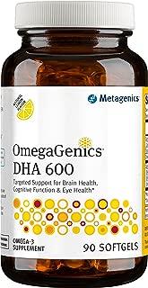 Metagenics - OmegaGenics DHA 600, 90 Count