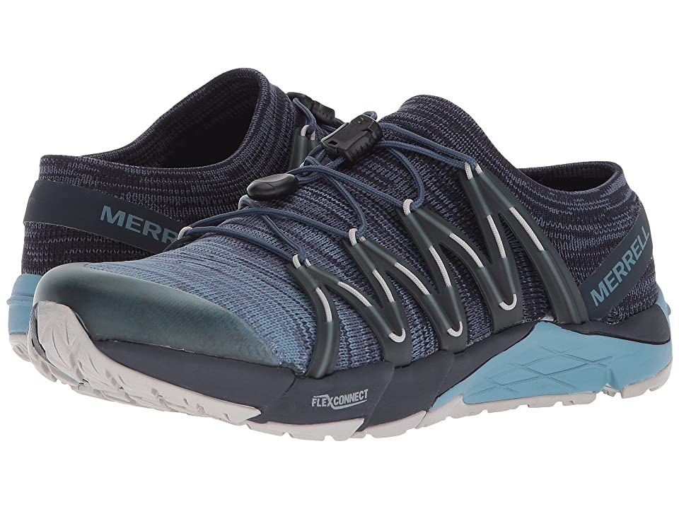 Merrell Bare Access Flex Knit (Navy) Women