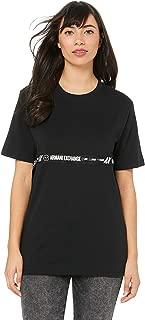 A X Armani Exchange Women's T-Shirt