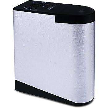 ENERG e's Memory アロマディフューザー メモリー・タイマー機能 ネブライザー式 空瓶2個スポイト付き T11-EN098