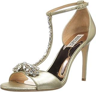 Badgley Mischka Women's Pascale Ii Heeled Sandal