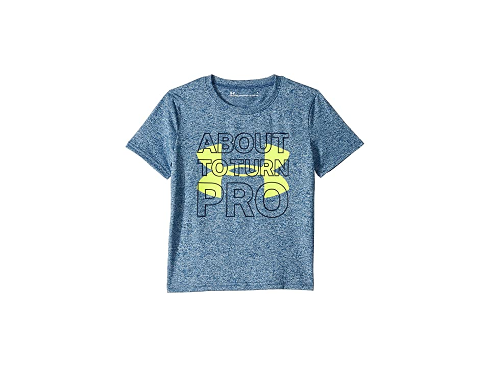 Under Armour Kids - Under Armour Kids About To Turn Pro Short Sleeve T-Shirt