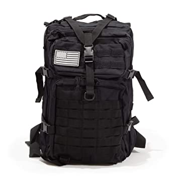 Sirius Survival 50L Expeditionary Tactical Backpack