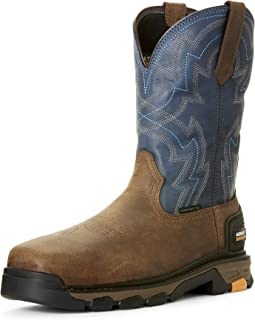ARIAT Men's Intrepid Force Composite Toe Work Boot