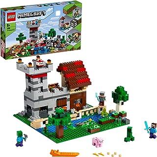 レゴ(LEGO) マインクラフト クラフトボックス 3.0 21161