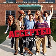 Accepted Soundtrack