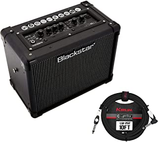 Blackstar IDCORE10V2 10W Digital Stereo Combo AMP with Cable