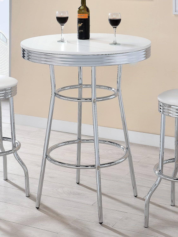 Max 69% OFF Coaster Home Furnishings CO- Cleveland Bar Soda Ta List price 50's Fountain