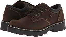 Chocolate Scuff Resistant Leather