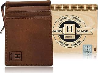 MONEY CLIP | HIDDEN POCKET WALLETS FOR MEN | Mens Gift | Money Clips for Men | RFID Blocking Wallet | Leather Mens Wallets | Slim Wallets for Men | Minimalist Wallet | Pocket Wallets | Wallet for Men