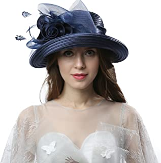 Best navy blue derby hat Reviews