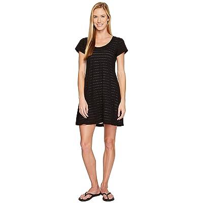 Stonewear Designs Eyelet Dress (Black) Women