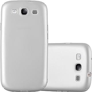 1479aa4c825 Cadorabo Funda para Samsung Galaxy S3 / S3 Neo en Metal Plato - Cubierta  Protección de