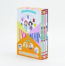 Ivy & Bean Boxed Set: Books 7-9 (Books about Friendship, Gifts for Young Girls)