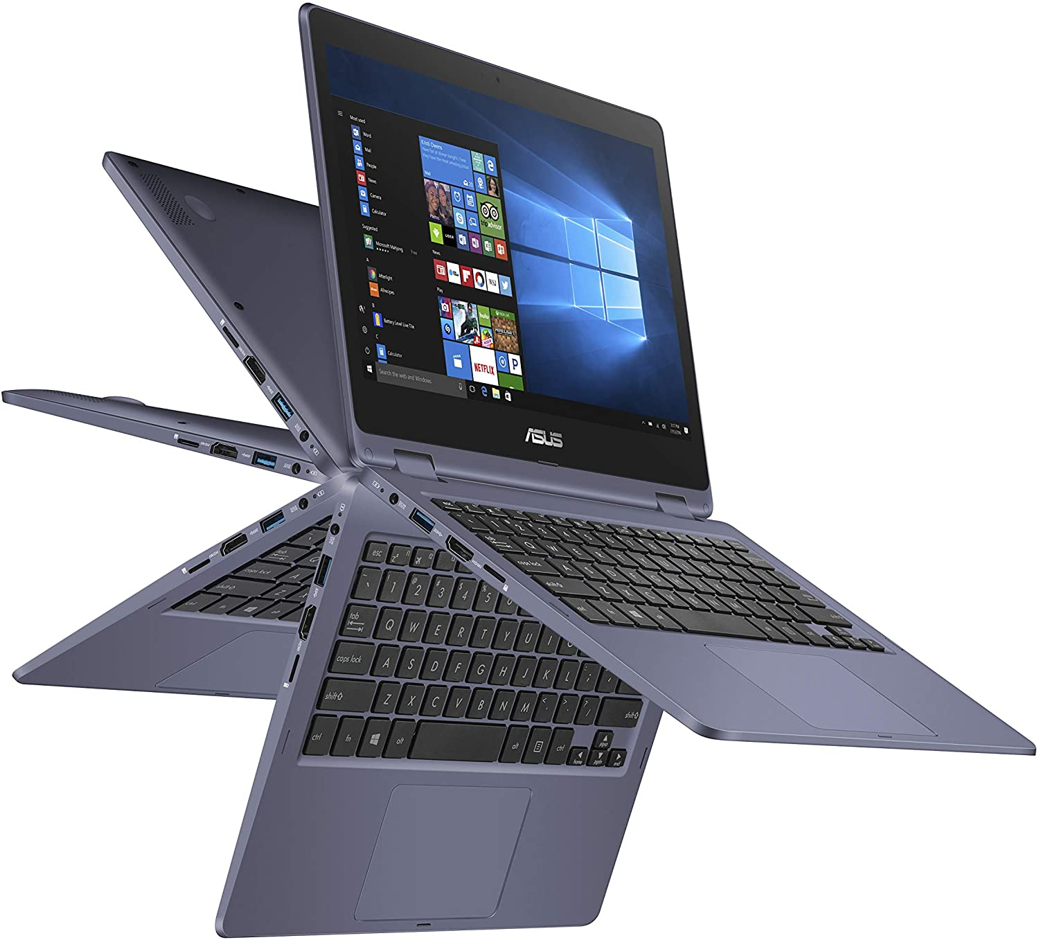 Asus Vivobook Flip 12 New life TP202NA-DH01T 2-in-1 shipfree Lightweight and Thin