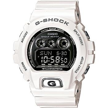 [カシオ] 腕時計 ジーショック GD-X6900FB-7JF ホワイト