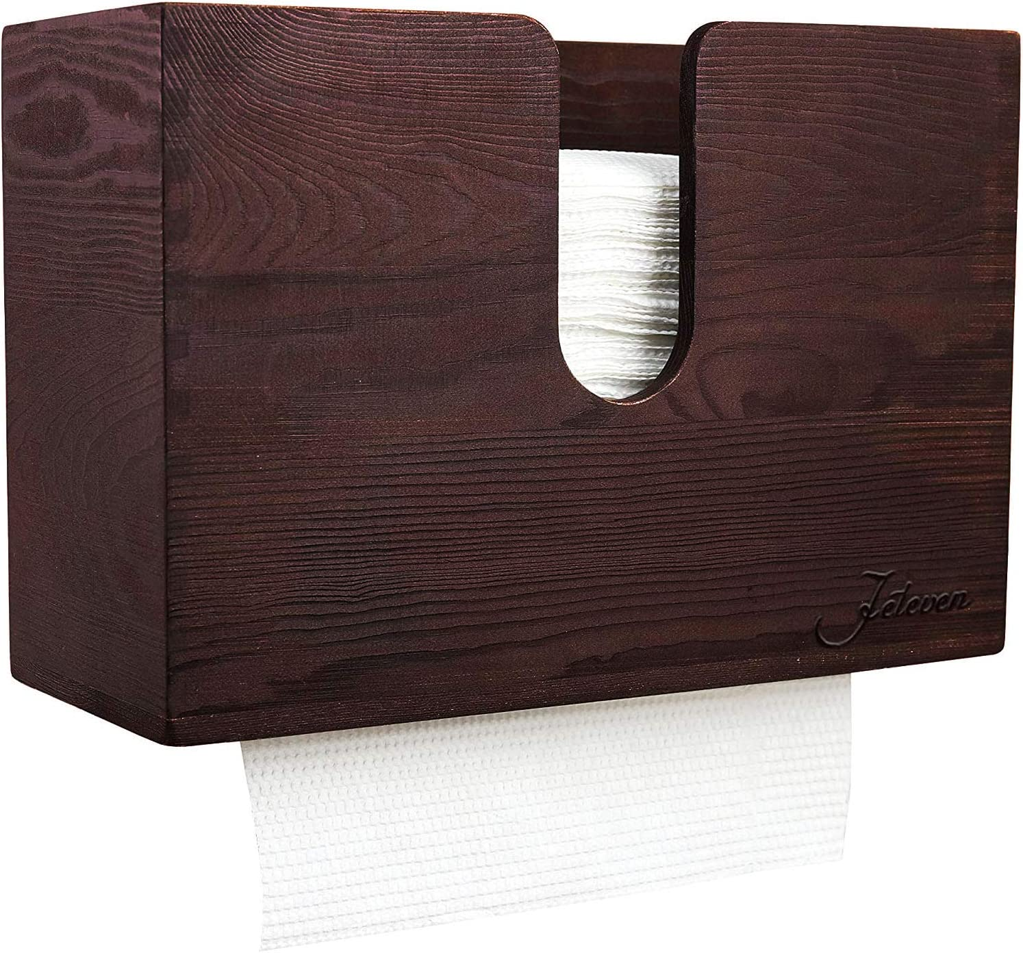 Paper Towel Dispenser National Special price for a limited time products Wood Bamboo Wall M