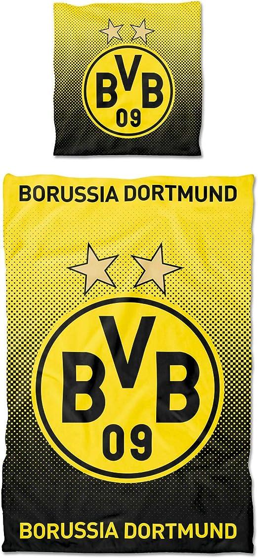 Borussia Dortmund BVB 09 BVB-Bettwäsche Glow in The Dark 13