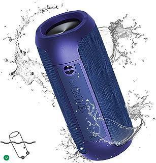 $27 » LESHP Bluetooth Speakers, Portable Wireless Bluetooth Speaker, Outdoor Sports Speakers with Bluetooth 5.0, IPX6 Waterproof...