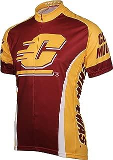 central michigan university cycling jersey