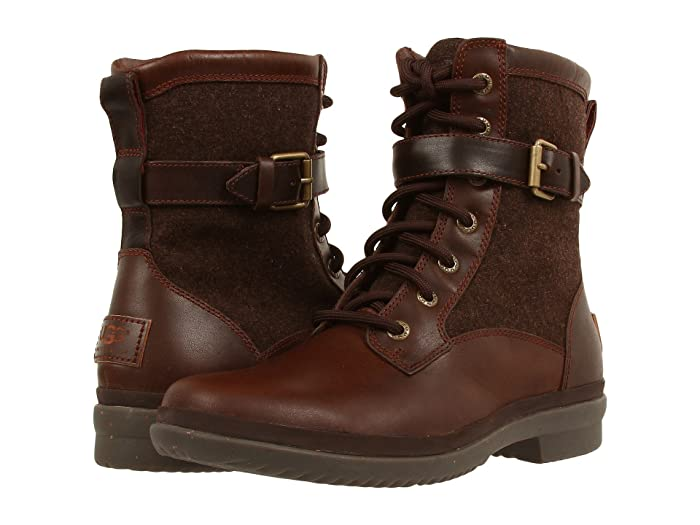 Women's Vintage Shoes & Boots to Buy UGG Kesey Chestnut Womens Boots $159.95 AT vintagedancer.com