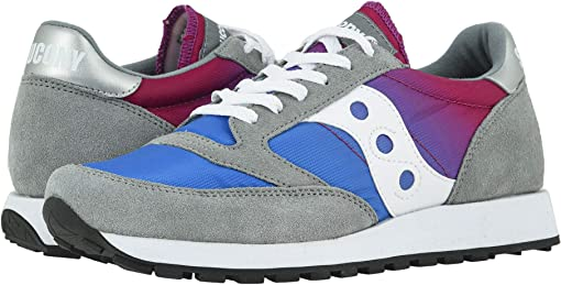 Grey/Blue/Pink