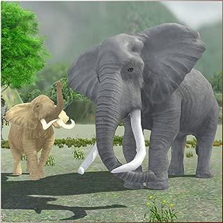 Giant Elephant Simulator: Wild Animal Family Games