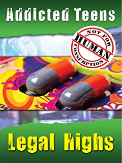 Legal Highs Addicted Teens