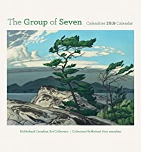 The Group of Seven 2019 Mini Wall Calendar (English and French Edition)