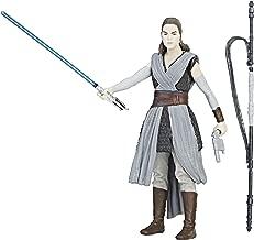 Star Wars: The Last Jedi Rey (Jedi Training) Force Link Figure 3.75 Inches