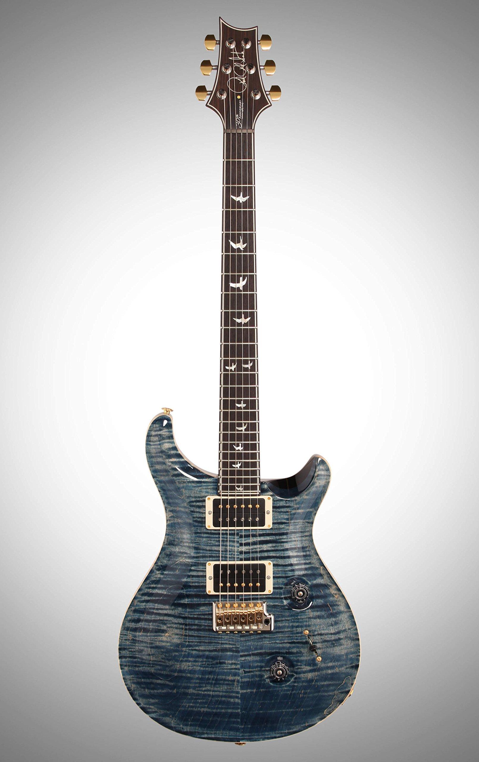 PRS Custom 24 el 30 aniversario figura arce 10 Top Guitarra ...