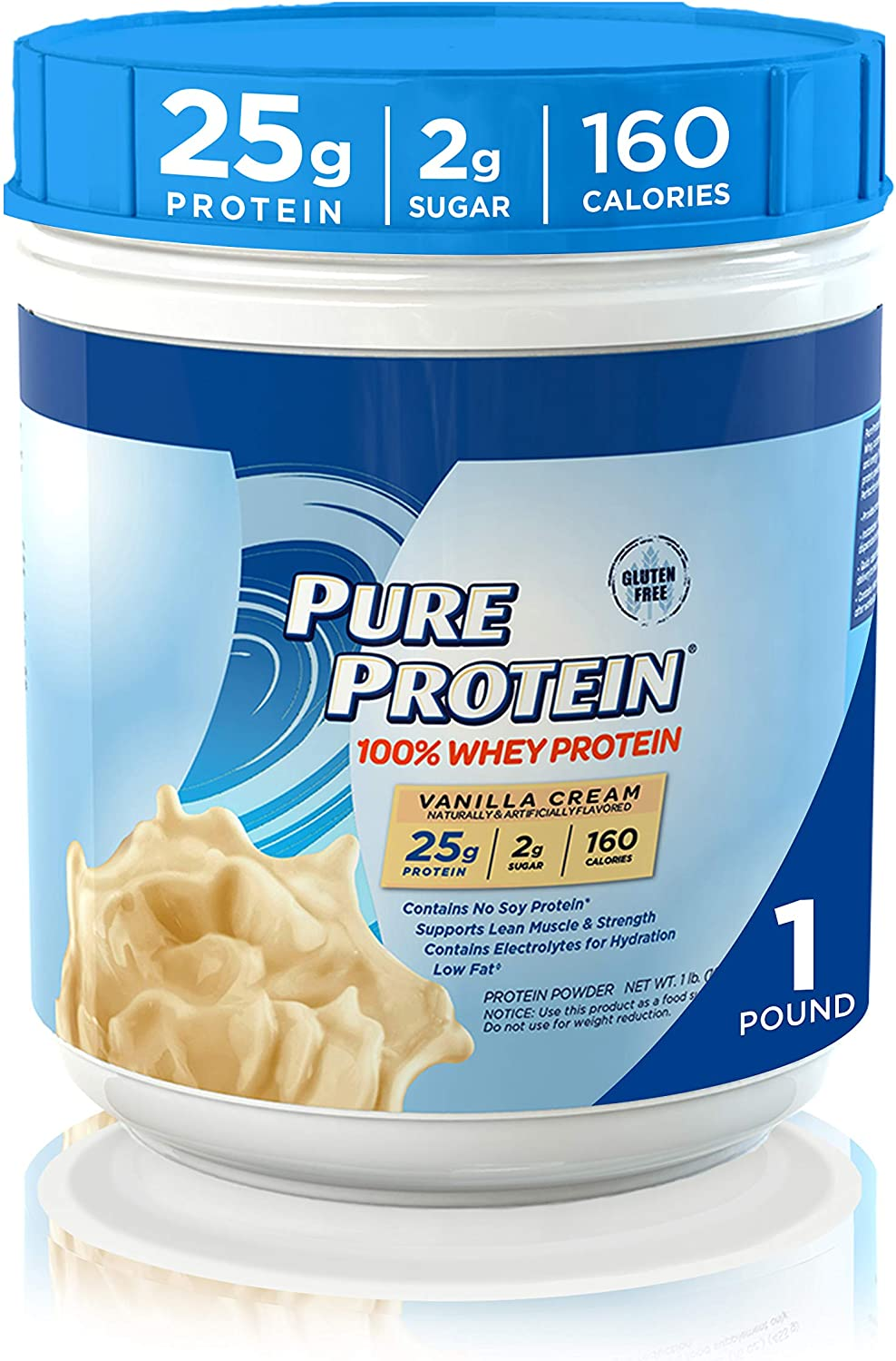 outlet Pure Protein Powder Whey High High material Sugar Low Gluten Free