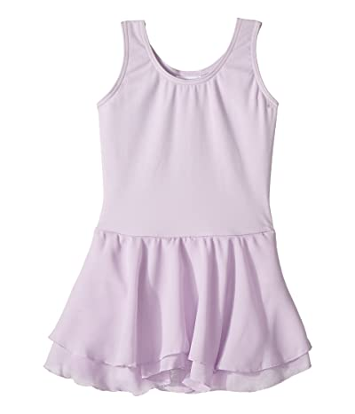 Capezio Kids Classic Double Layer Skirt Tank Dress (Toddler/Little Kids/Big Kids) (Lavender) Girl