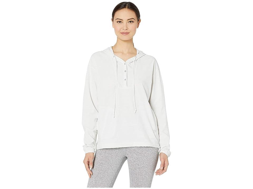 Mountain Hardwear Mallorcatm Stretch Long Sleeve Shirt (Steam) Women