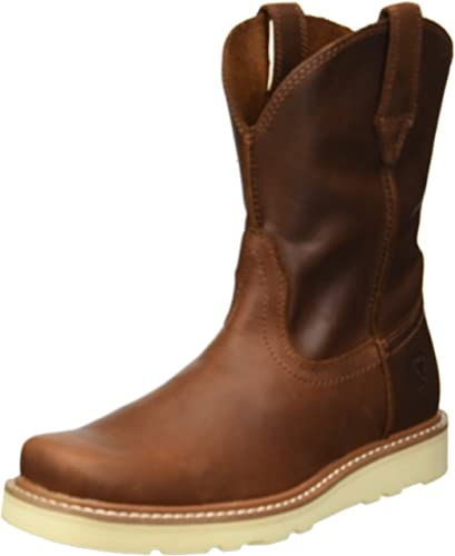 Ariat - Chaussures Rambler Rambler Rambler Recon Western Western pour Hommes, 39 M EU, Foothill marron cfe